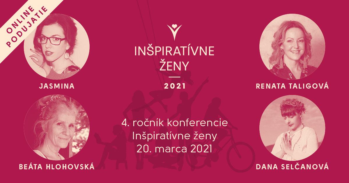Inšpiratívne ženy 2021